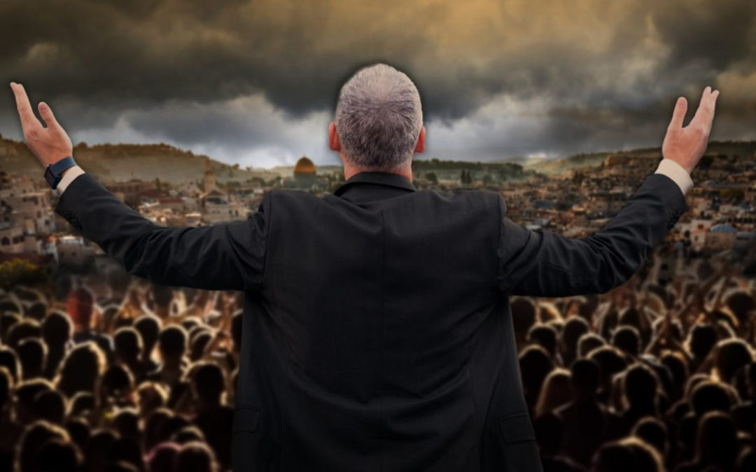 Identifying the Spirit of Antichrist